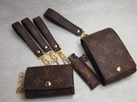 ブランドバッグのリペア日記