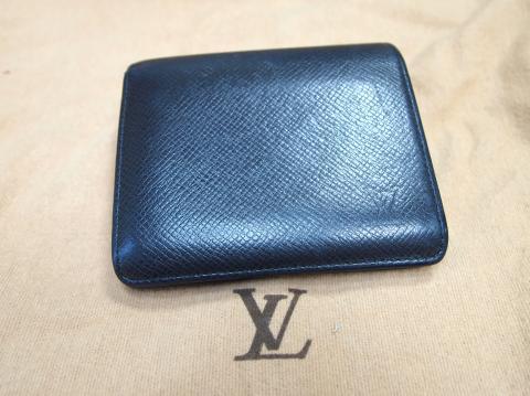 more photos 96970 bc733 ヴィトン タイガ二つ折り財布の修理 | ブランド病院 鞄・財布の ...