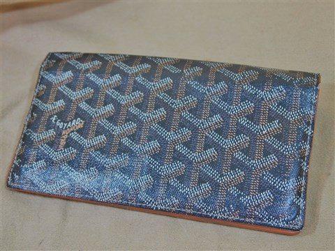 quality design c0b12 130a7 ゴヤール財布ヤブレ | ブランド病院 鞄・財布の修理外科