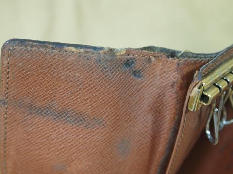 大切なブランドバッグのリペア日記